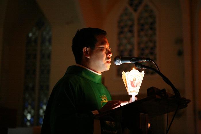 Bài giảng (vô cùng can đảm) của LM Nguyễn Văn Phương tại Saigon