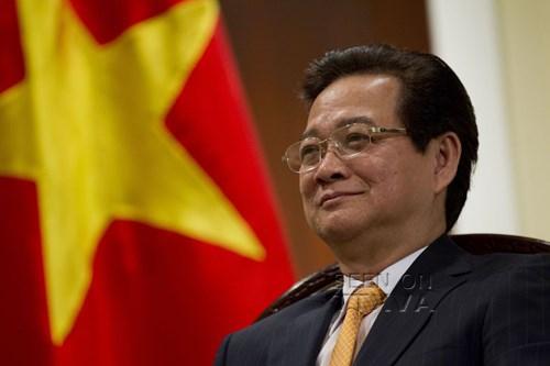 Nguyễn Tấn Dũng – Nhân vật năm 2015?