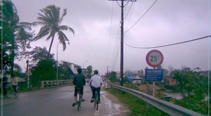 Cầu Tam Kỳ (cũ). Ảnh: Nguyễn Xuân Thăng