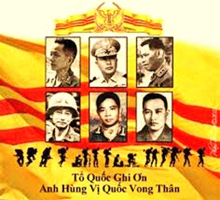 Tiếp bước những anh hùng của Quân Lực  Việt Nam Cộng Hòa trên mặt trận mới