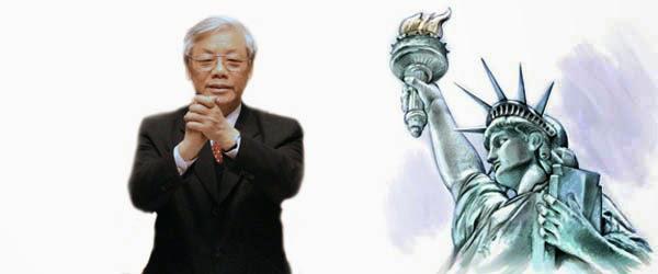 Ông Nguyễn Phú Trọng Sắp Đi Mỹ