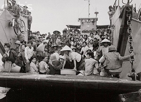 Những ngày cuối cùng của Huế và Đà Nẵng