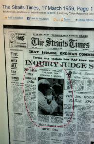 Hành động sàm sỡ đó của HCM  được lập lại ở Indonesia khoảng 2 năm sau. Báo chí Indonesia đăng vào 8/3/1959 khi ông thăm viếng quốc gia này. President Ho is told to stop kissing girls…- Chủ tịch Ho được báo là phải ngưng hôn những em bé gái.Khoảng hơn tuần sau, 17/3/1959, cũng trên tờ báo Straits Times, lần này trên trang 1 đăng tin về vấn đề ôm hôn của Hồ đã làm ra những làn sóng dư luận bàn tán…