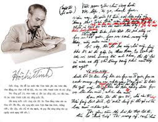 Di chúc Hồ Chí Minh : những nghi vấn đặt ra từ văn bản