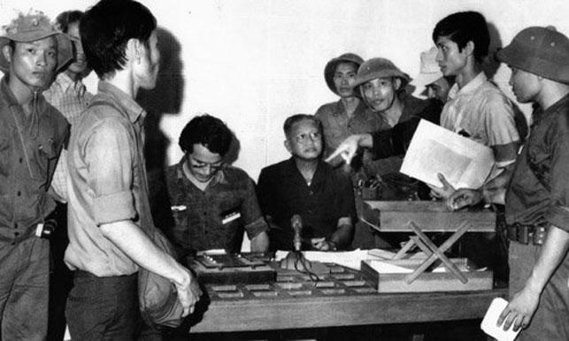 Lời phân trần của tướng Dương Văn Minh về ngày 30 tháng 4 năm 1975