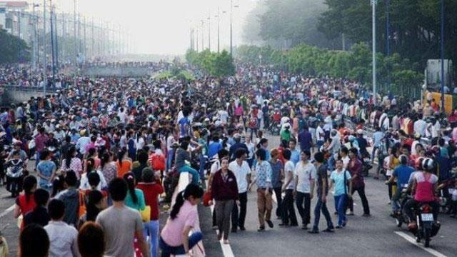 Tại sao công nhân Pou Yuen đình công