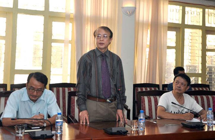 Tổng Thư ký Liên hiệp các hội KH&CN Việt Nam Phạm Văn Tân:  Tạo băng nhóm để tham nhũng