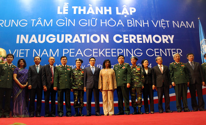 Thành lập lực lượng gìn giữ hòa bình Đông Nam Á (ASEAN)