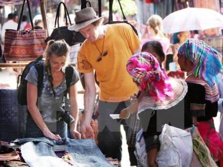 Khách quốc tế đến Việt Nam ngày càng sụt giảm