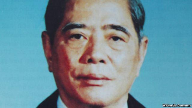 Trần Quang Cơ và Nguyễn Văn Linh