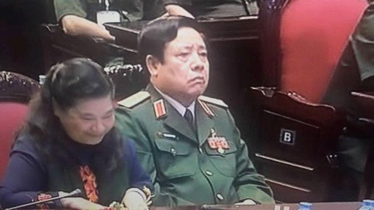 Bí ẩn của một ông tướng