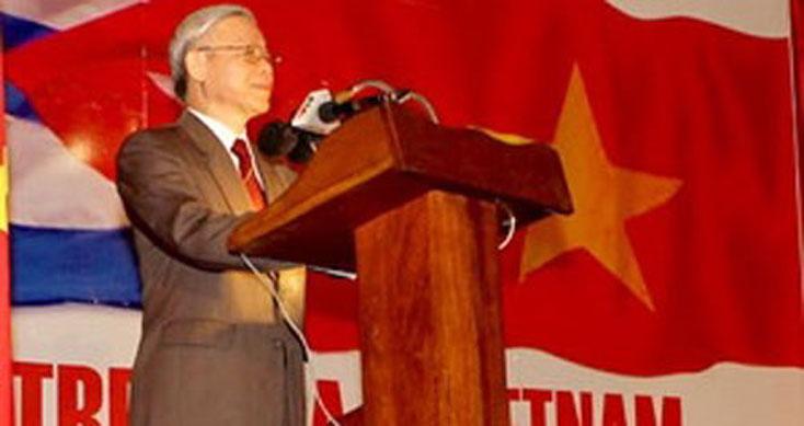 Vài điều lo ngại khi Nguyễn Phú Trọng thăm Mỹ