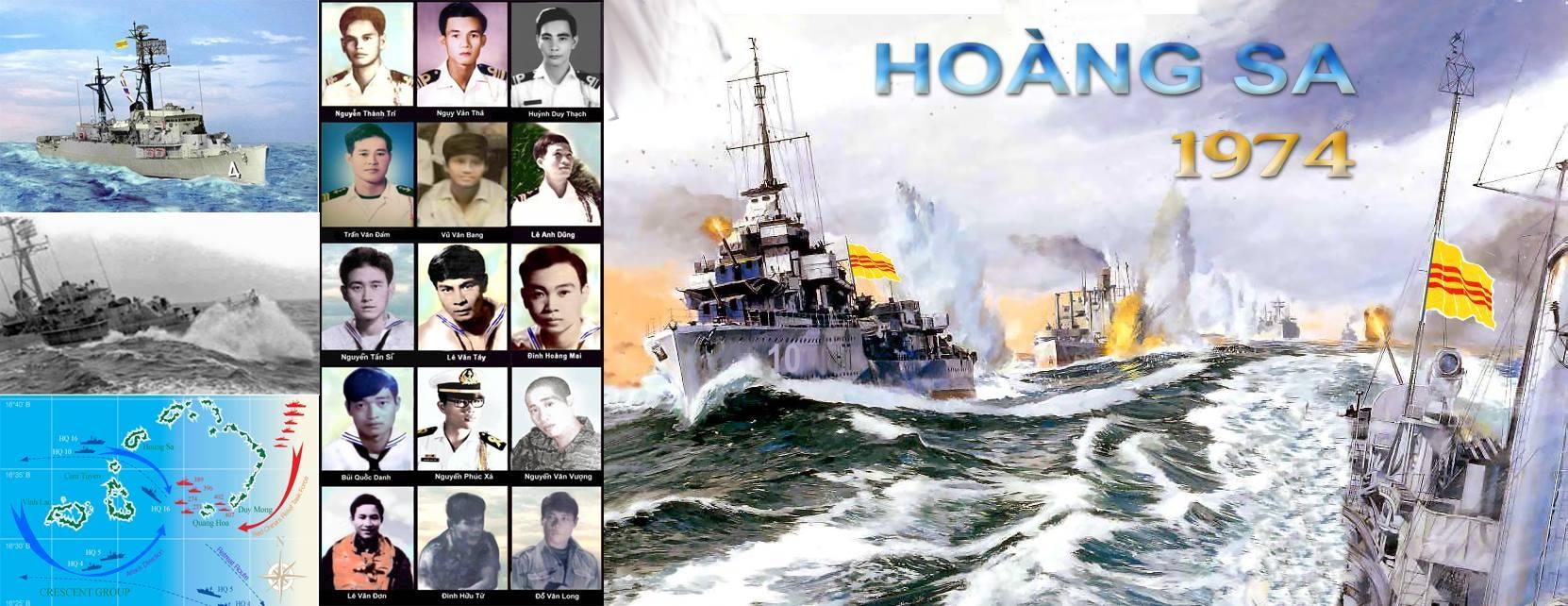 Những Dòng Chữ Viết Vội Sau Khi Đọc Bài Dịch về Trận Hải Chiến Hoàng Sa, 19-01-1974, của Bill Hayton