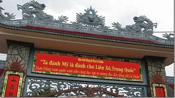 """Người Việt Nam làm """"đệm thịt"""" bảo vệ Trung Quốc?"""