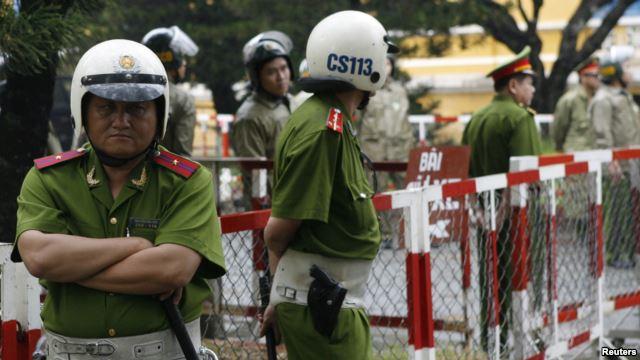 Cảnh sát và an ninh