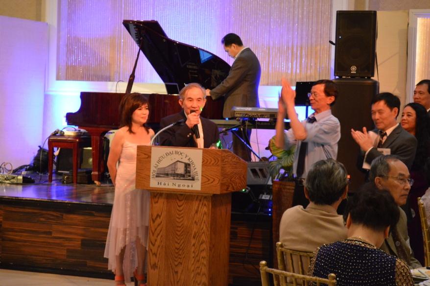 """LBV: Bài nói """"Đăng đàn Cung"""" tại Đại hội YK Huế hải ngoại 2015-Nam Cali USA"""