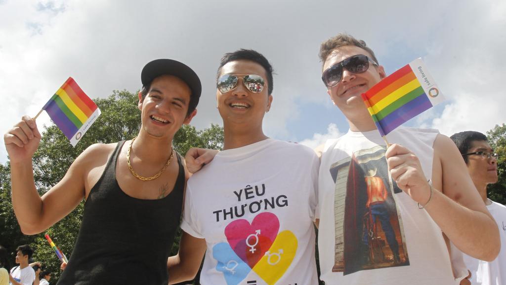 Đồng Tính Luyến Ái (ĐTLA) và đổi giống (Gay/Lesbian & Transgenders)