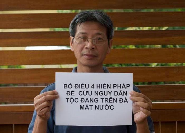 Tính chính danh trong điều 4 HP/ Việt cộng