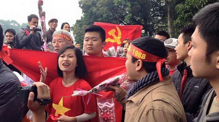 Dân Việt không cần có Nhân Quyền