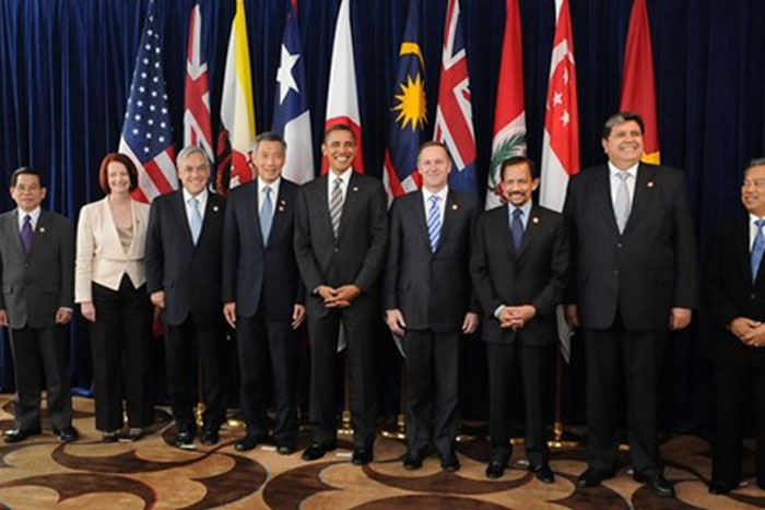 Chuyện Dài TPP