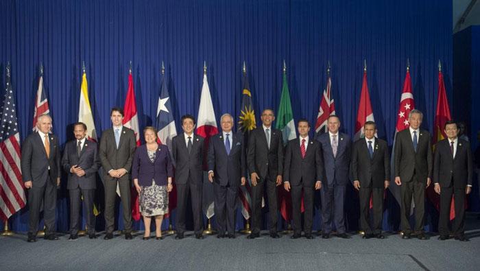 Đầu Năm Hoa Kỳ Loan Báo Tin Vui : Tầu Sân Bay TPP Sắp Được Hạ Thủy