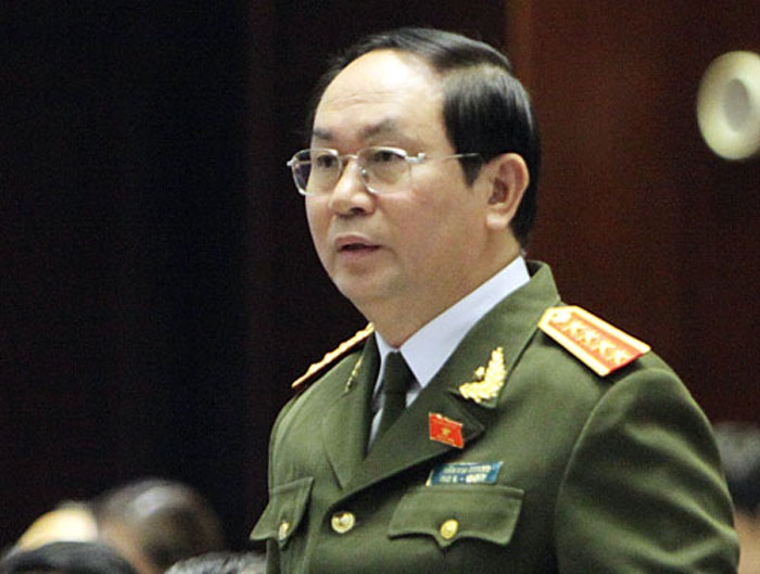 Nhận Diện Công An CSVN Trần Đại Quang