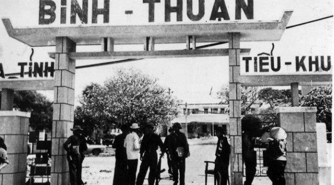 Những Ngày Cuối Cùng Tại Tỉnh/Tiểu Khu Bình Thuận