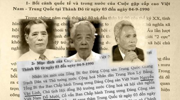 Tài Sản Mao - Hồ.