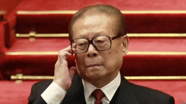 Nguyên Tổng bí thư đảng CSTQ Giang Trạch Dân.