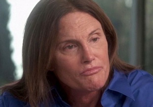 Bruce Jenner lúc chưa chuyển đổi sang nữ giới.